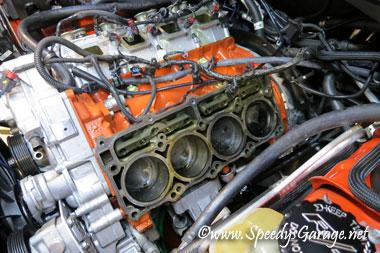 Radiator Hose Collapsing >> Speedy's Garage