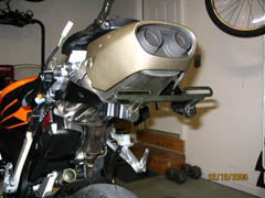honda cbr 1000rr clear alternatives integrated tail now that the bike is prepped for the new rear tail light we need to work out the wiring for the integrated tail light the clear alternatives tail light is
