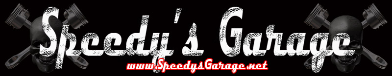 Speedy's Garage Logo