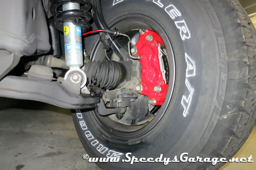 How To Flare A Brake Line >> Project SportRunner - Supercharged Badging