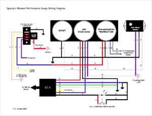 Auto Meter Air Fuel Gauge Wiring Diagram - Wiring Diagrams ... on