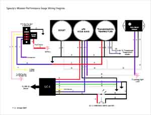 Quickcar Gauge Wiring Diagram | Wiring Diagram on
